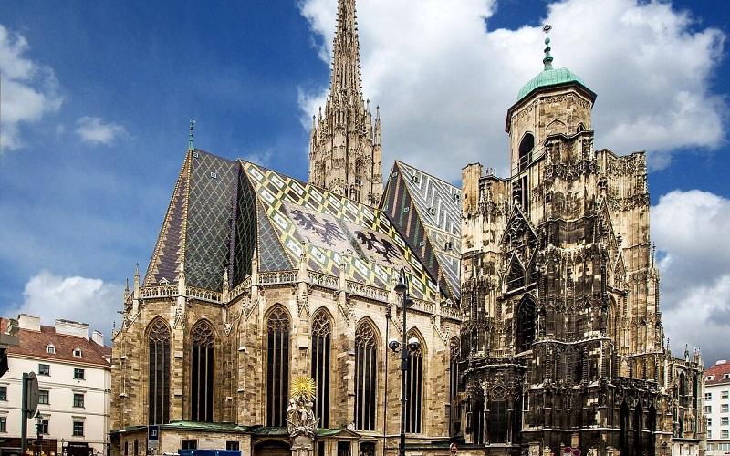 Фото: Собор Святого Стефана - Достопримечательности Вены: ТОП-11