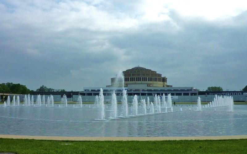 Фото: Вроцлавский фонтан - Достопримечательности Вроцлава: ТОП-10