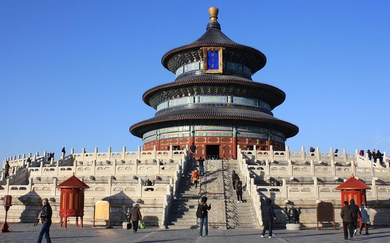Фото: Храм Неба - Достопримечательности Пекина: ТОП-10