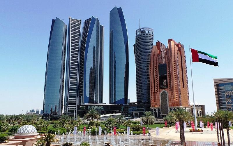 Фото: Башни Этихад - Достопримечательности Абу-Даби: ТОП-10