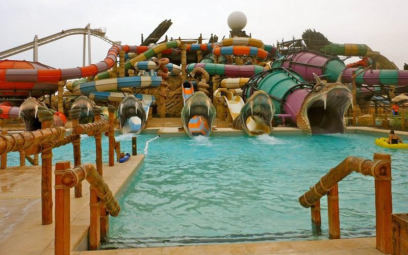 "Фото: Аквапарк ""Яс Вотерворлд"" - Достопримечательности Абу-Даби: ТОП-10"