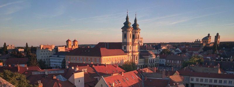 Фото: Эгер, Венгрия - путеводитель