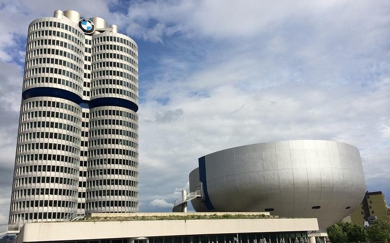 """Фото: Музей """"BMW"""" - Достопримечательности Мюнхена: ТОП-10"""