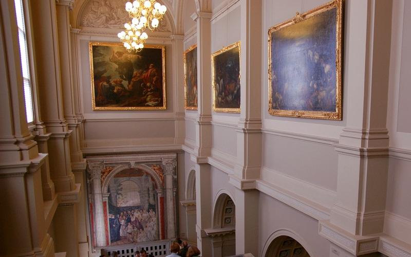 Фото: Галерея старых мастеров - Достопримечательности Дрездена: ТОП-10