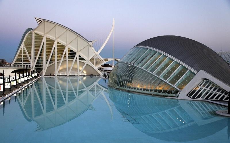 Фото: Город наук и искусств - Достопримечательности Валенсии: ТОП-10