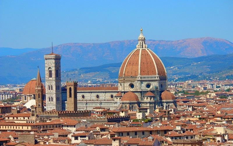 Фото: Кафедральный собор Дуомо - Достопримечательности Флоренции: ТОП-10