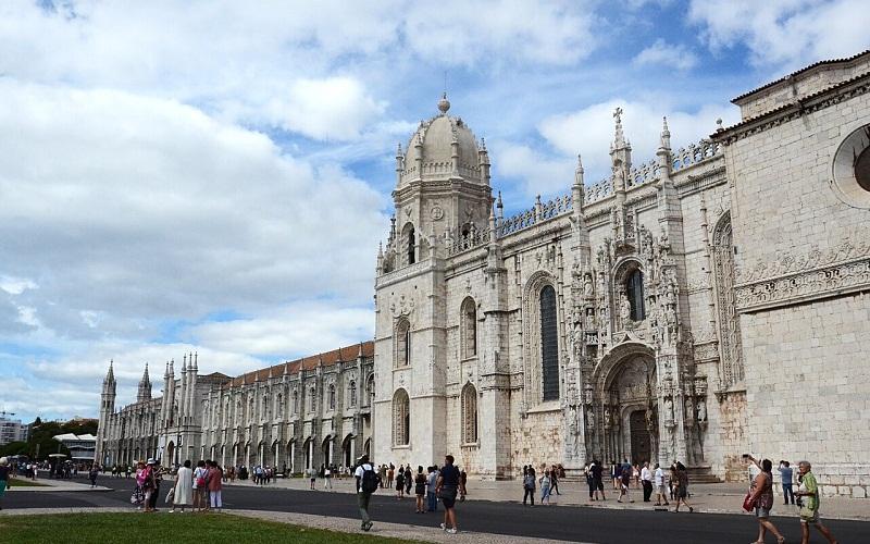 Фото: Монастырь Жеронимуш - Достопримечательности Лиссабона: ТОП-10