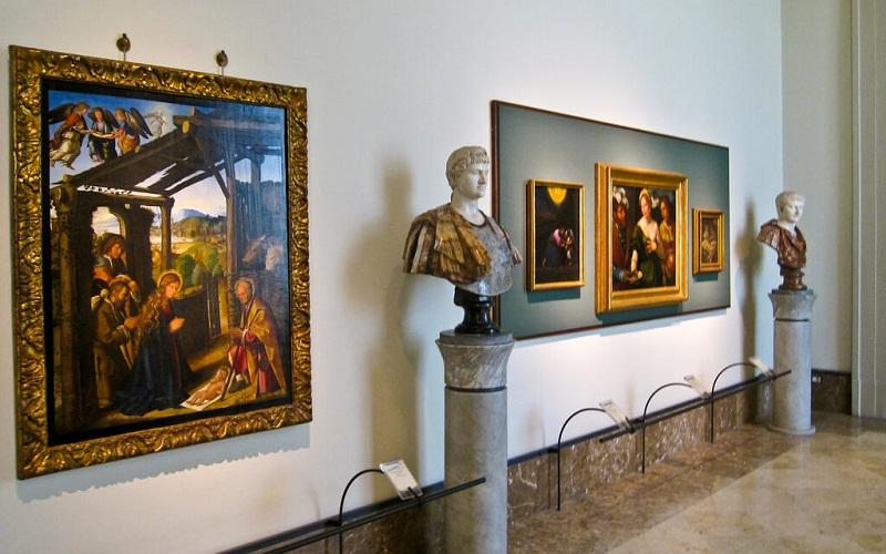 Фото: Музей Каподимонте - Достопримечательности Неаполя: ТОП-10