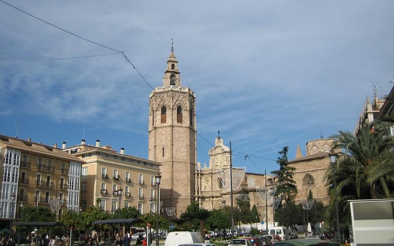 Фото: Колокольня Мигелете - Достопримечательности Валенсии: ТОП-10