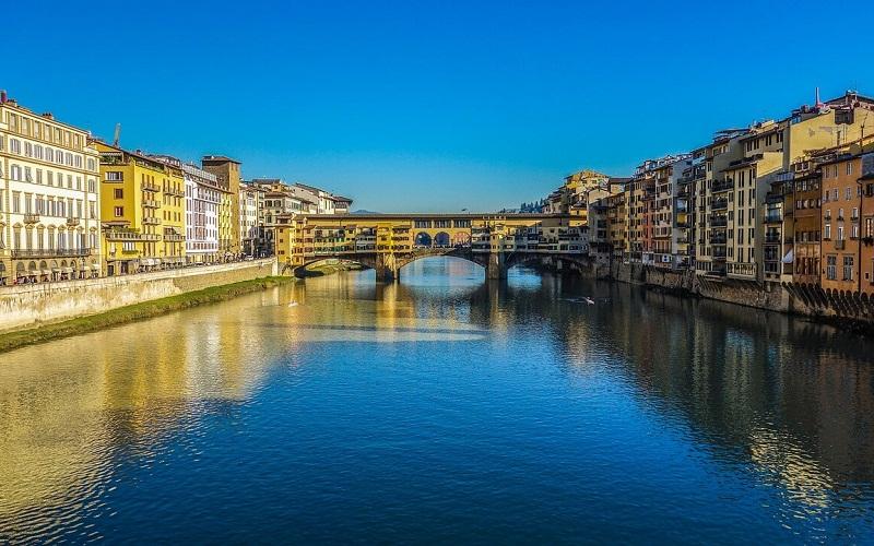 Фото: Мост Понте Веккьо - Достопримечательности Флоренции: ТОП-10