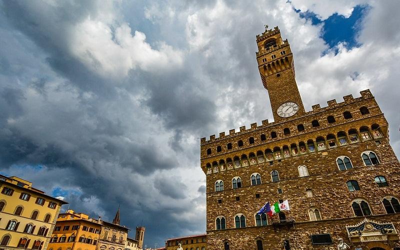 Фото: Палаццо Веккьо - Достопримечательности Флоренции: ТОП-10