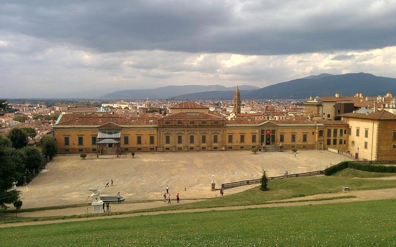Фото: Палаццо Питти - Достопримечательности Флоренции: ТОП-10
