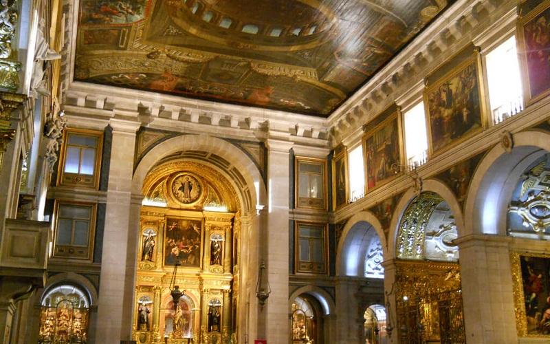 Фото: Церковь Святого Роха - Достопримечательности Лиссабона: ТОП-10