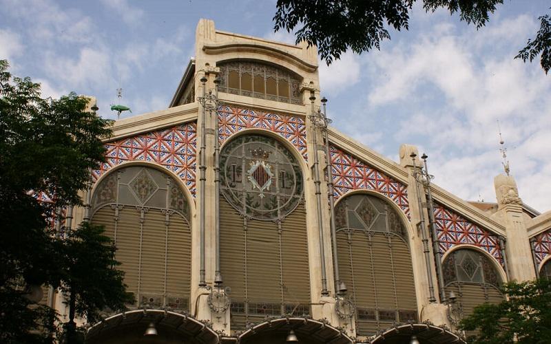 Фото: Центральный рынок - Достопримечательности Валенсии: ТОП-10