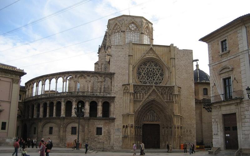 Фото: Кафедральный собор - Достопримечательности Валенсии: ТОП-10