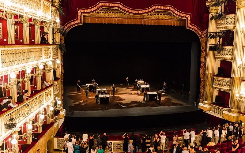 Фото: Театр Сан-Карло - Достопримечательности Неаполя: ТОП-10