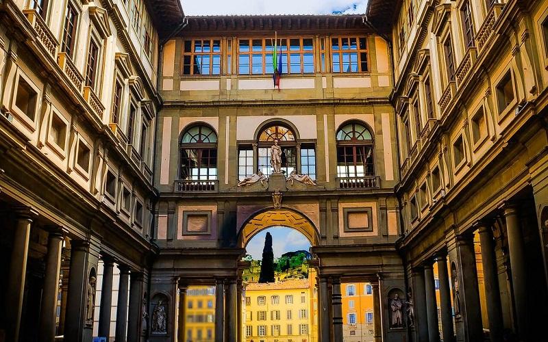 Фото: Галерея Уффици - Достопримечательности Флоренции: ТОП-10