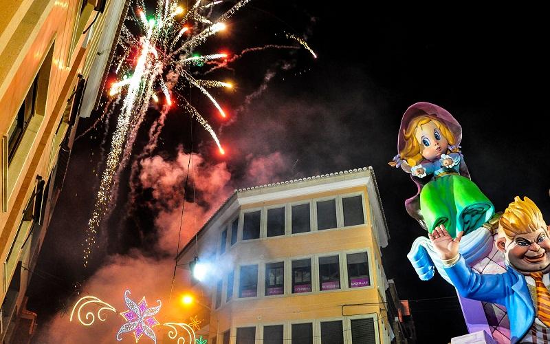 Фото: Фестиваль Фалас - Достопримечательности Валенсии: ТОП-10