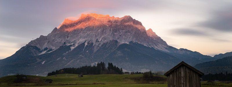 Фото: Гора Цугшпитце, Германия - обзор, как добраться, лайфхаки