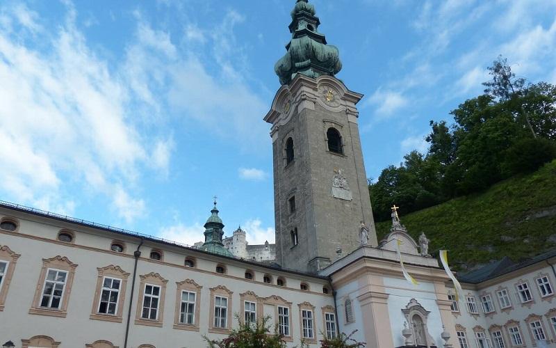 Фото: Аббатство Святого Петра - Достопримечательности Зальцбурга: ТОП-10