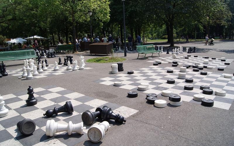 Фото: Парк Бастионов - Достопримечательности Женевы: ТОП-10