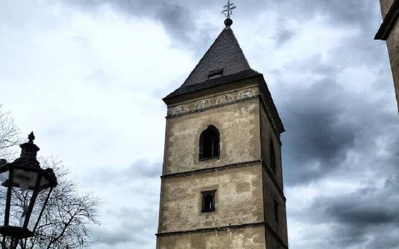 Фото: Башня Святого Урбана - Достопримечательности Кошице: ТОП-10