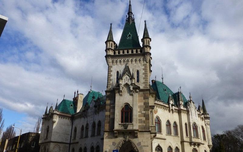 Фото: Дворец Якоба - Достопримечательности Кошице: ТОП-10