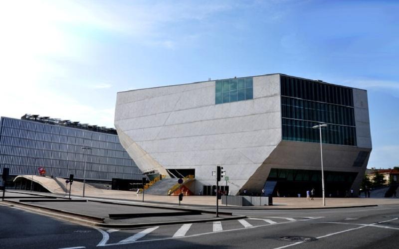 Фото: Дом музыки - Достопримечательности Порту: ТОП-10