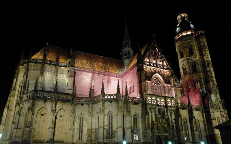 Фото: Собор Святой Елизаветы Венгерской - Достопримечательности Кошице: ТОП-10