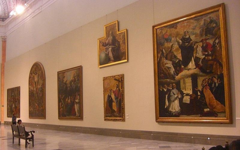 Фото: Музей изящных искусств - Достопримечательности Севильи: ТОП-10