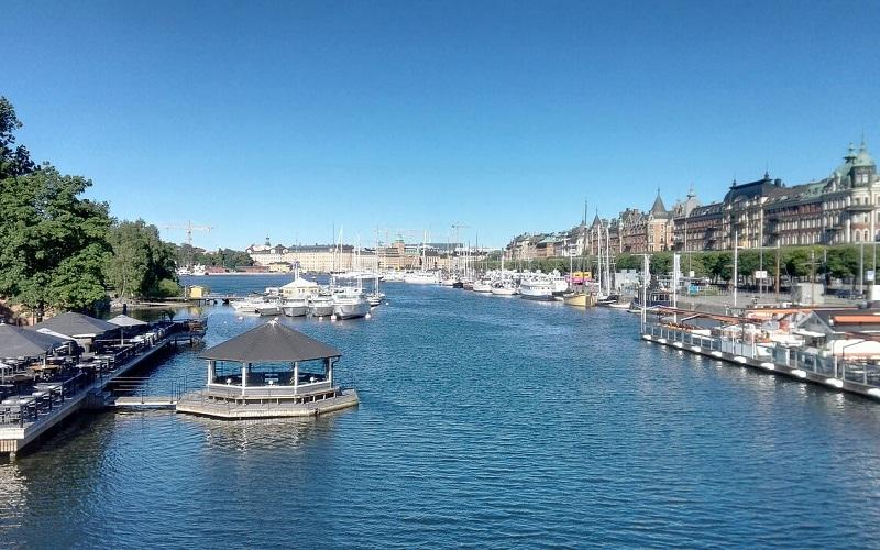 Фото: Каналы Стокгольма - Достопримечательности Стокгольма: ТОП-10