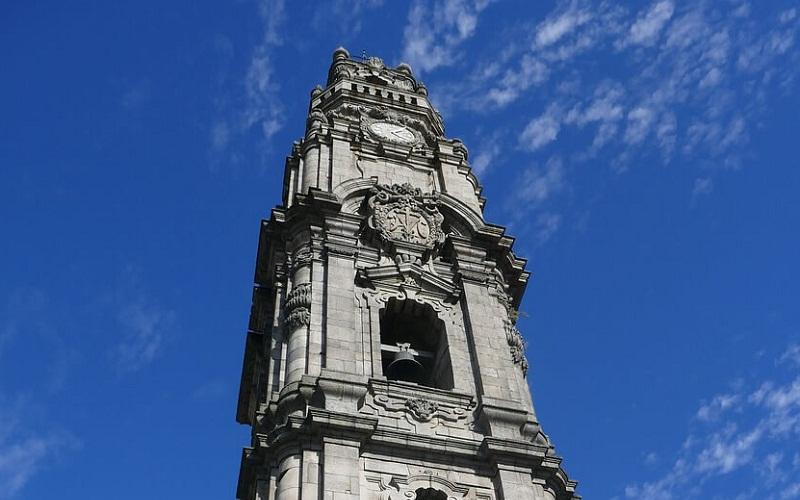 Фото: Башня Клеригуш - Достопримечательности Порту: ТОП-10