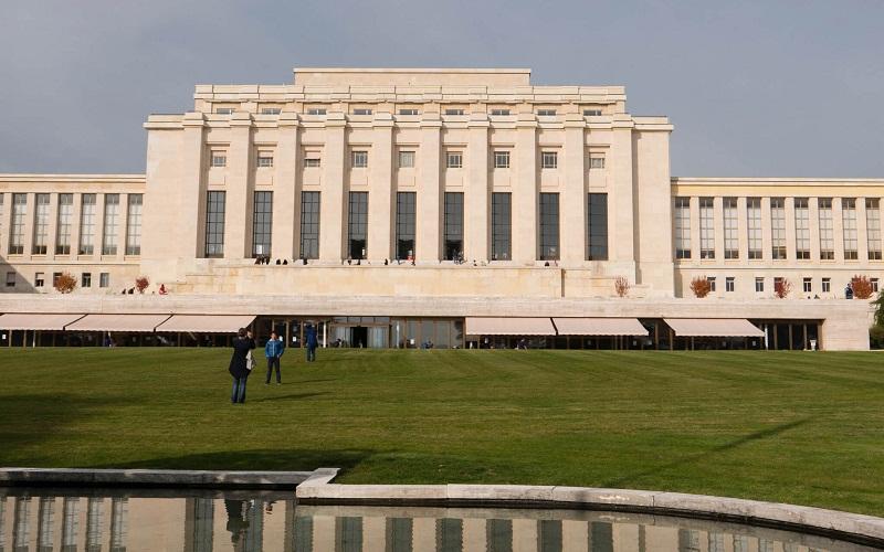 Фото: Дворец Наций - Достопримечательности Женевы: ТОП-10