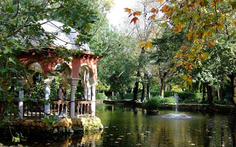 Фото: Парк Марии Луизы - Достопримечательности Севильи: ТОП-10