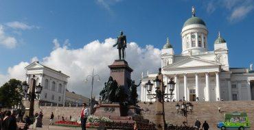 Фото: Достопримечательности Хельсинки: ТОП-10