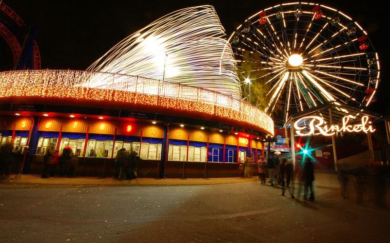 Фото: Парк развлечений Линнанмяки - Достопримечательности Хельсинки: ТОП-10