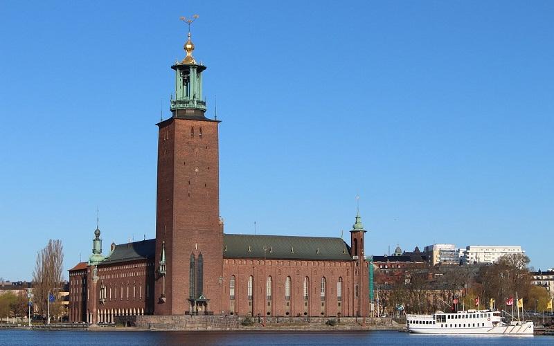 Фото: Стокгольмская ратуша - Достопримечательности Стокгольма: ТОП-10