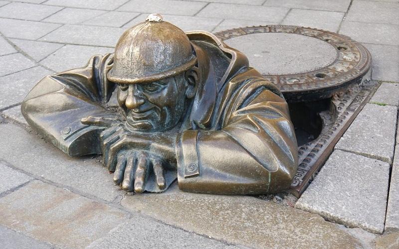 Фото: Чумил - Достопримечательности Братиславы: ТОП-10