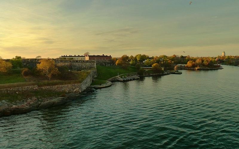 Фото: Морская крепость Свеаборг - Достопримечательности Хельсинки: ТОП-10