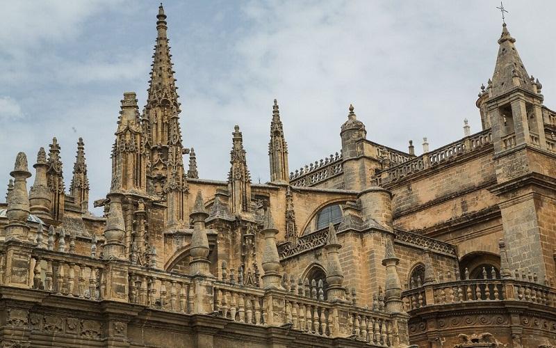 Фото: Севильский кафедральный собор - Достопримечательности Севильи: ТОП-10
