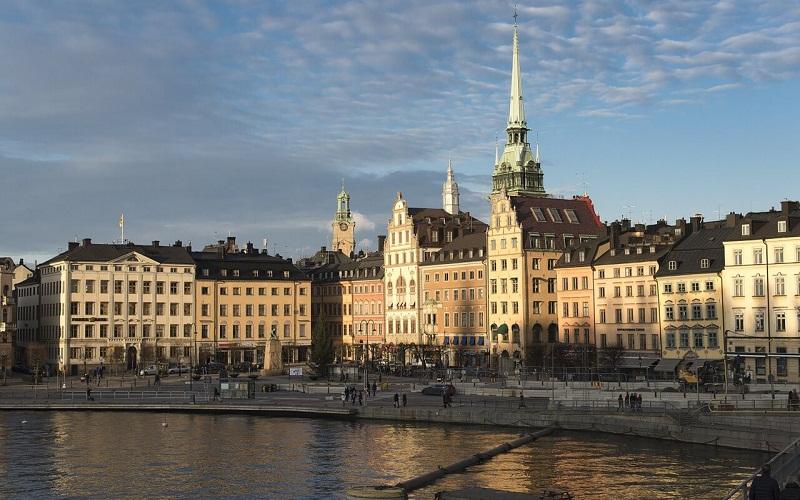Фото: Старый город (Гамла Стан) - Достопримечательности Стокгольма: ТОП-10