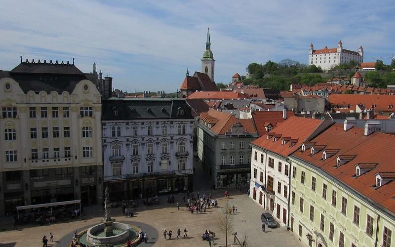 Фото: Старый город - Достопримечательности Братиславы: ТОП-10