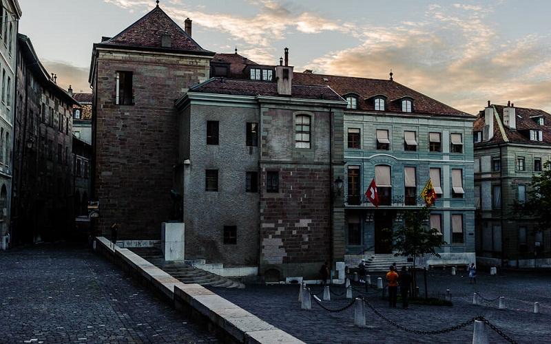 Фото: Старый город - Достопримечательности Женевы: ТОП-10