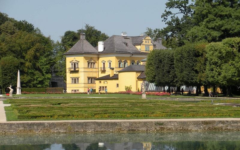 Фото: Резиденция Хелльбрунн - Достопримечательности Зальцбурга: ТОП-10