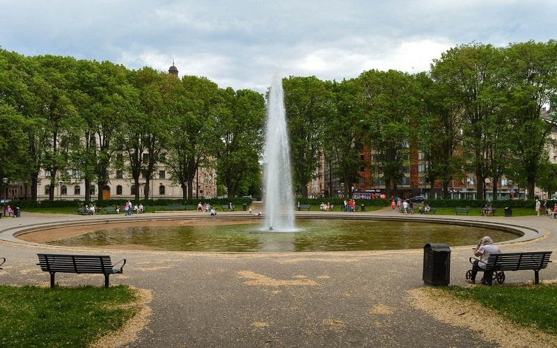 Фото: Район Эстермальм - Достопримечательности Стокгольма: ТОП-10