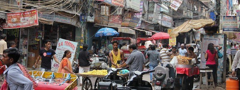 Фото: Дели, Индия - путеводитель, лайфхаки
