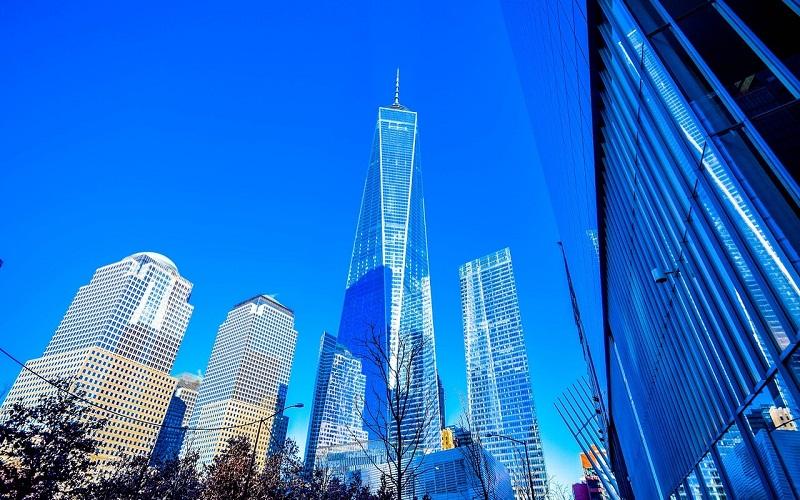 Фото: Всемирный торговый центр - Достопримечательности Нью-Йорка: ТОП-15