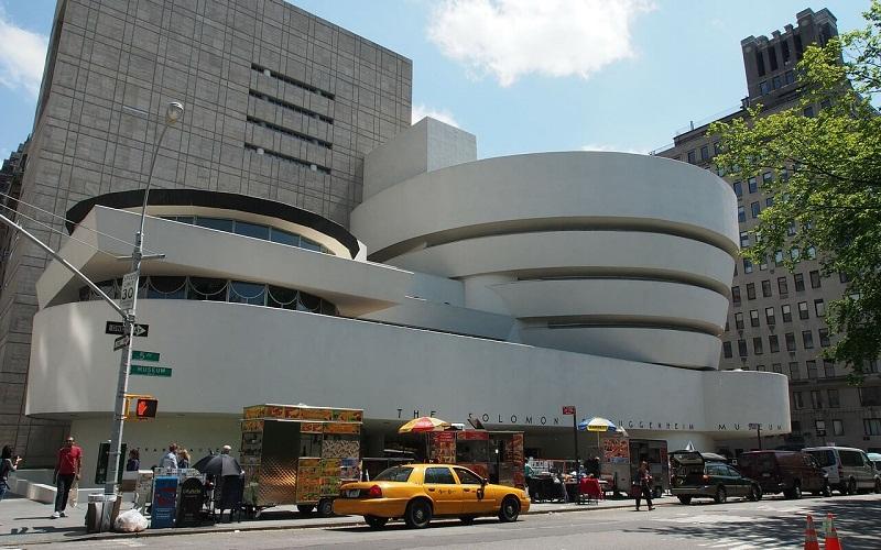 Фото: Музей Гуггенхайма - Достопримечательности Нью-Йорка: ТОП-15