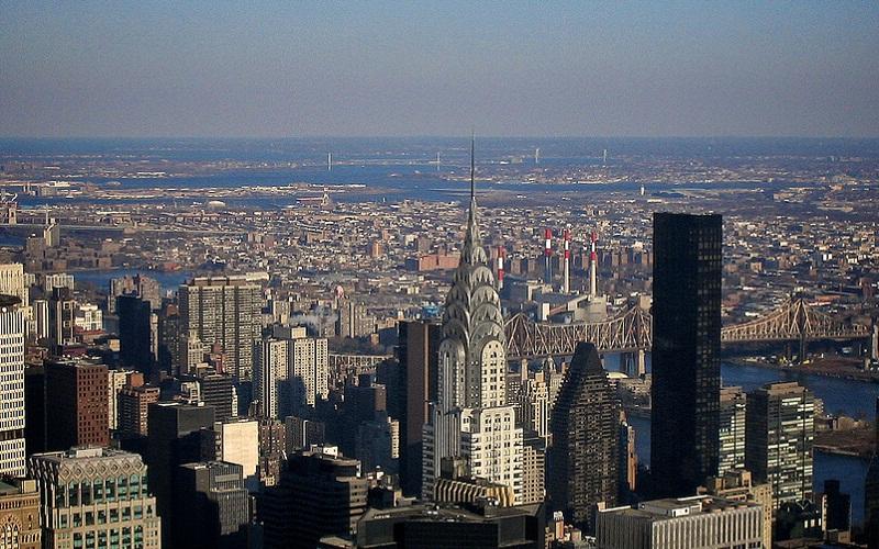 Фото: Крайслер-билдинг - Достопримечательности Нью-Йорка: ТОП-15