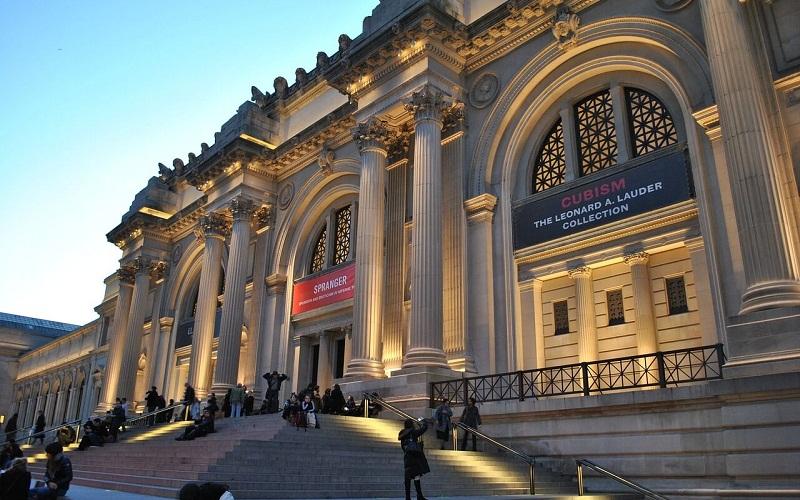 Фото: Музей Метрополитен - Достопримечательности Нью-Йорка: ТОП-15